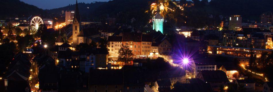 Schichtbetrieb in Baden