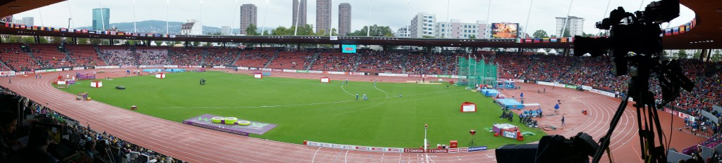 Letzigrund Panorama