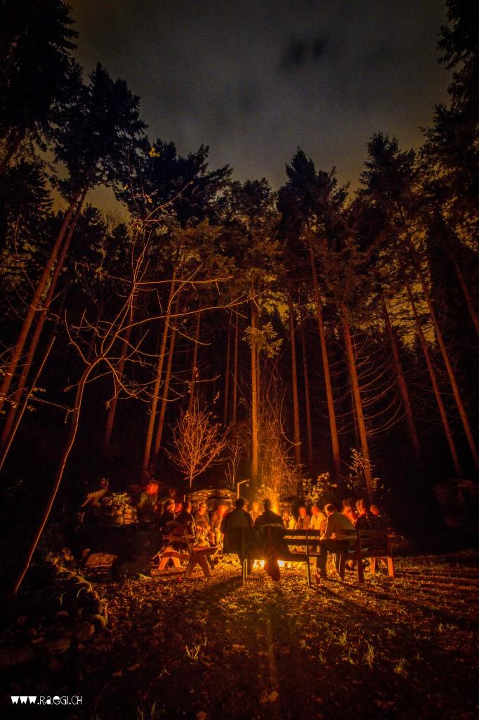 Waldfäscht