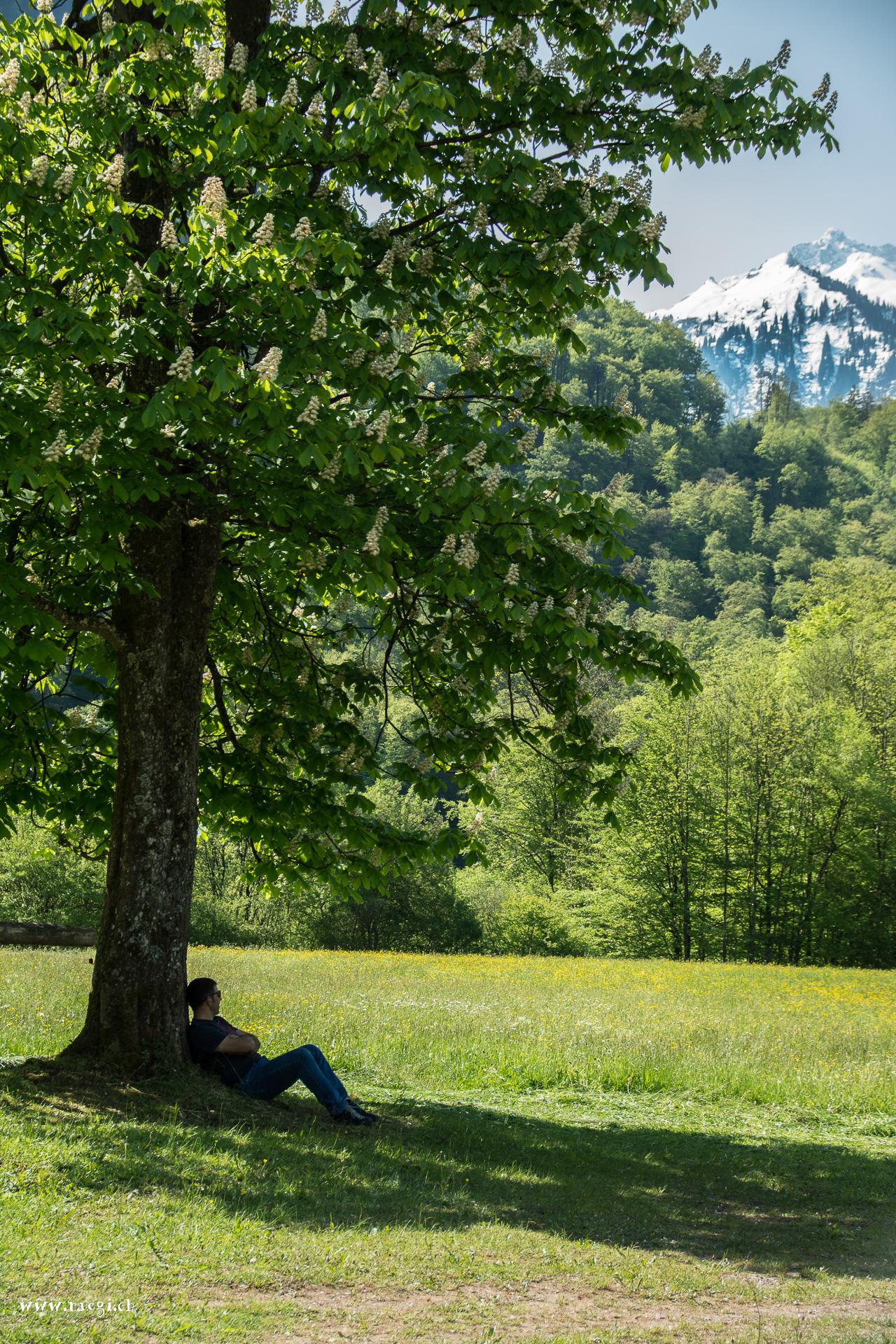 Entspannung im Glarnerland