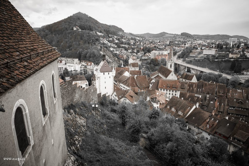 Roofs of Baden